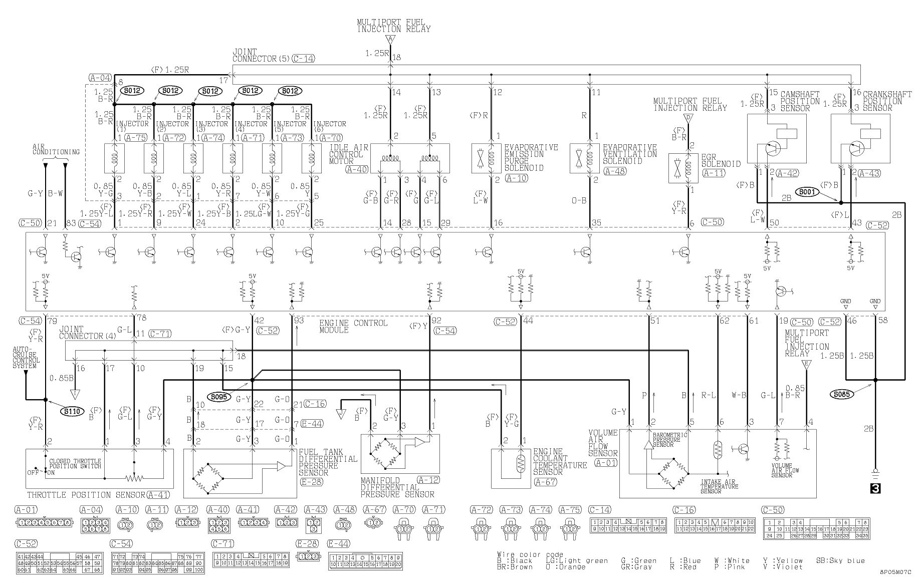 2012 12 24_181009_mfi3 2001 mitsubishi montero sport wiring diagram wiring diagram 2002 mitsubishi montero sport wiring diagram at n-0.co