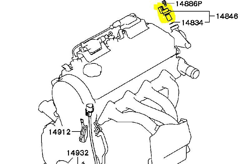 p0335 mitsubishi