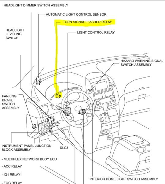 2004 toyota highlander timing belt diagram html