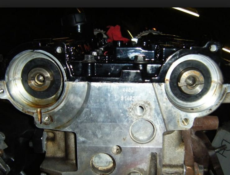 I Have A 2000 Volvo S40 I Just Replaced The Head Gasket