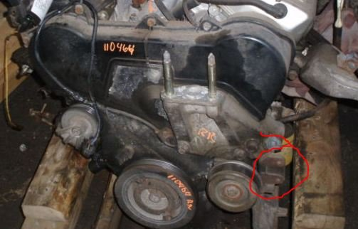 6g72 sohc engine with a/c. accessory drive belt fell off ... basic engine diagram engine 350