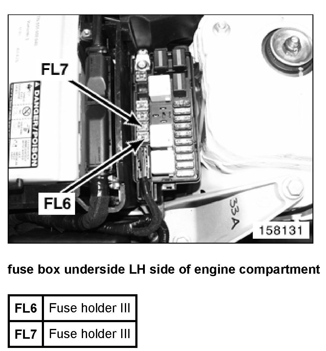 mini cooper engine compartment fuse box what fuse or relay controls the power steering pump   mine is  relay controls the power steering pump