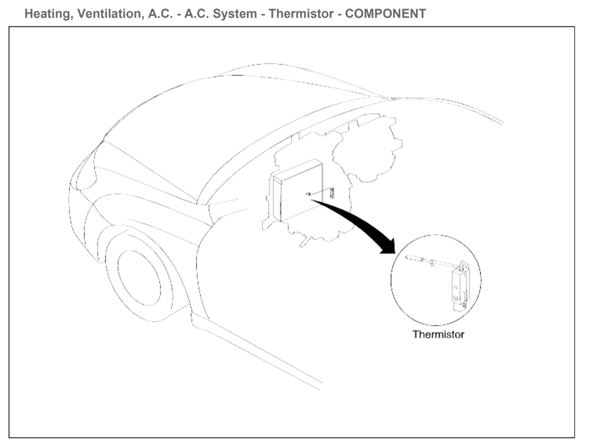 2005 Spectra A C Compressor Runs 10 Seconds Cycles 20