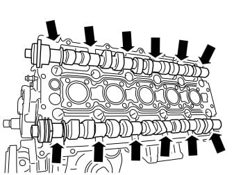 2007 volvo v50 2 4i valve cover torque and sequence