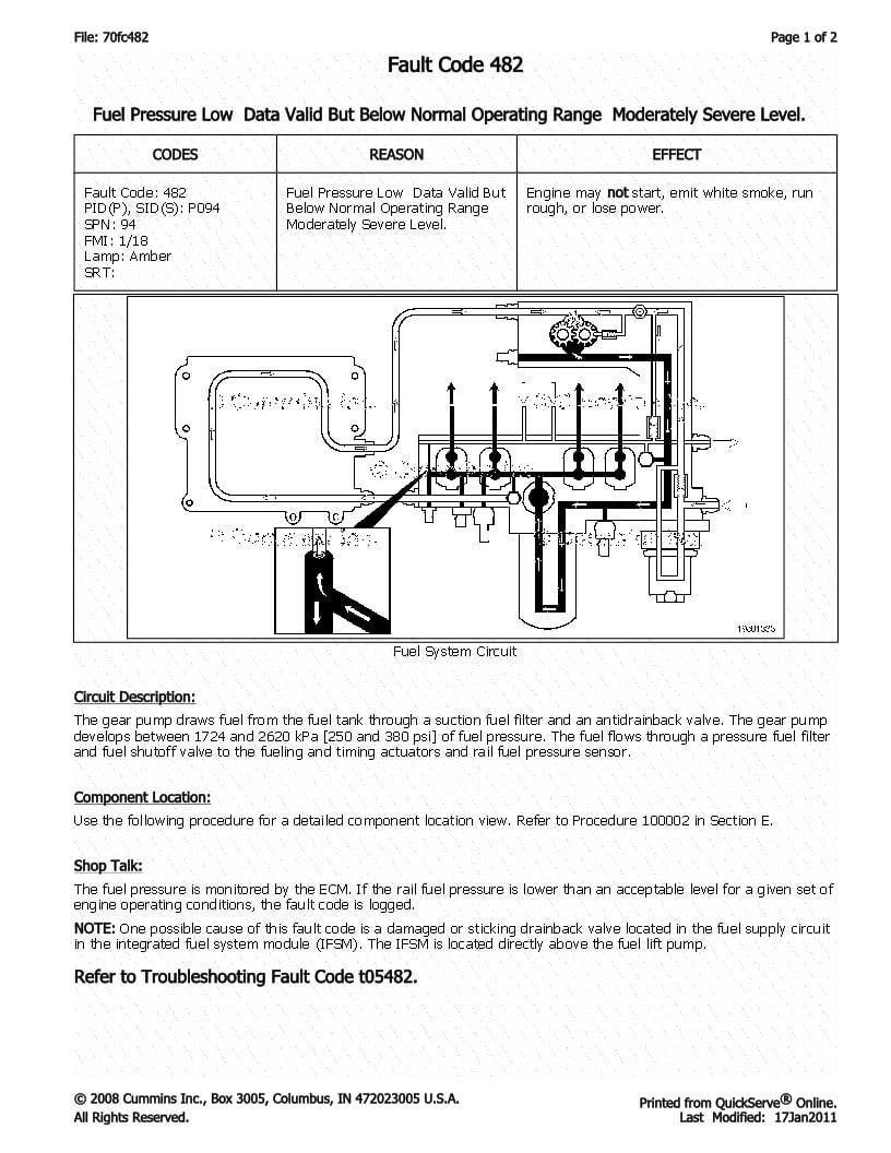 cummins isx coolant shut off valve