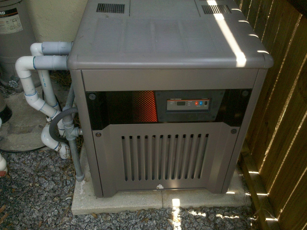 Can You Tell Me How To Turn On A Hayward 200 Heater For
