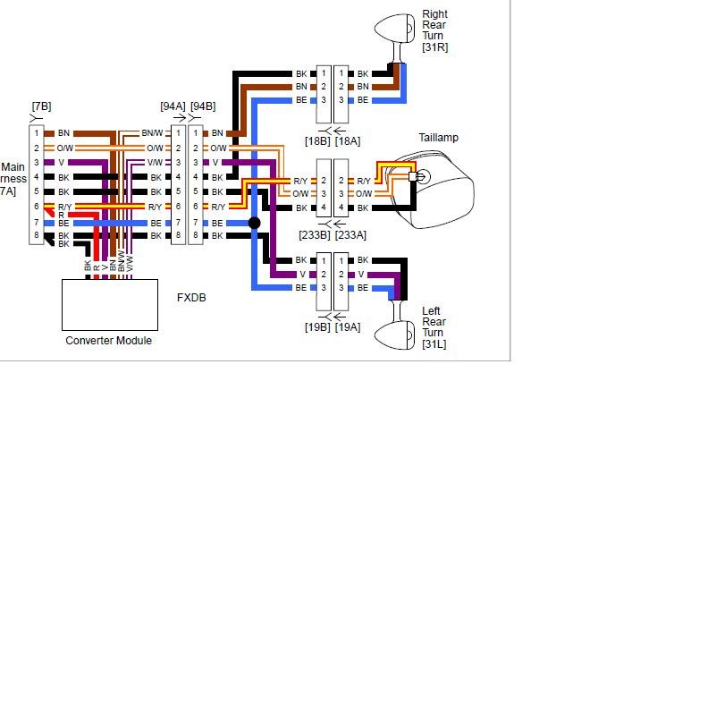 Badlands Turn Signal Module Wiring Diagram from ww2.justanswer.com