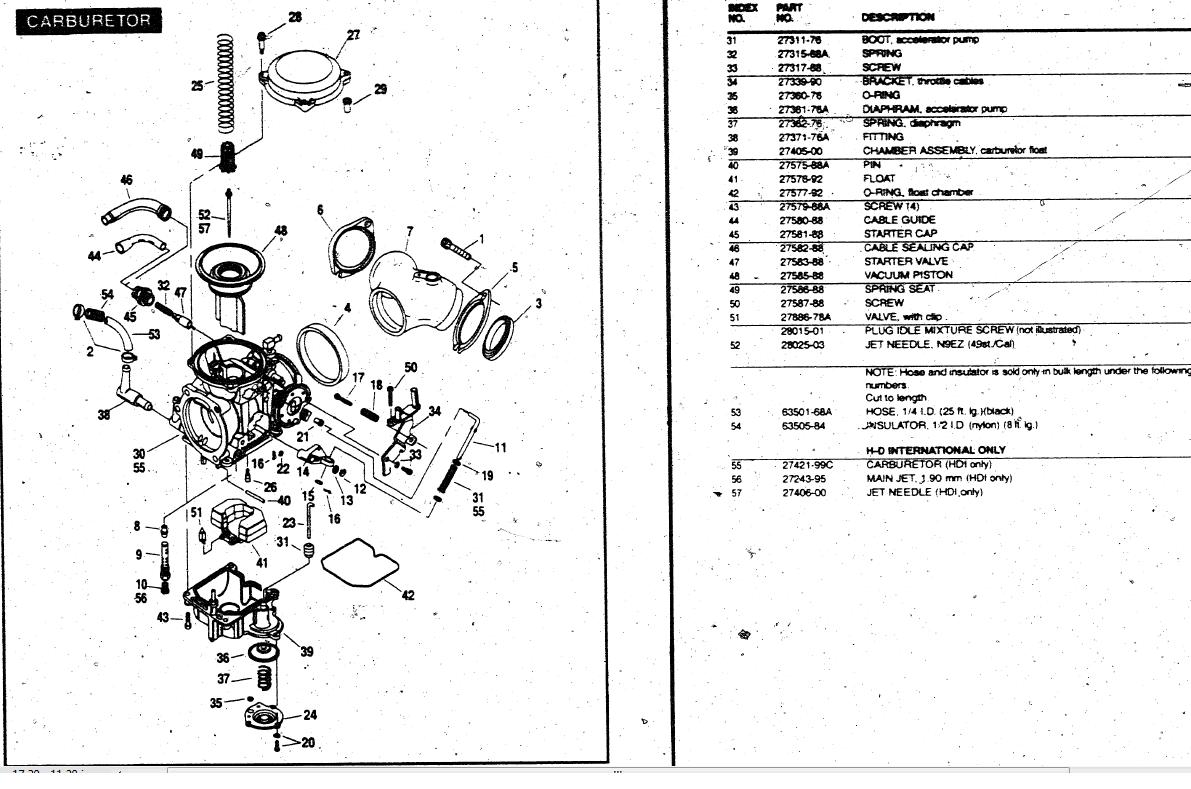 Triumph Wiring Diagram Dual Carbs Library T120 Graphic 2008 Bonneville