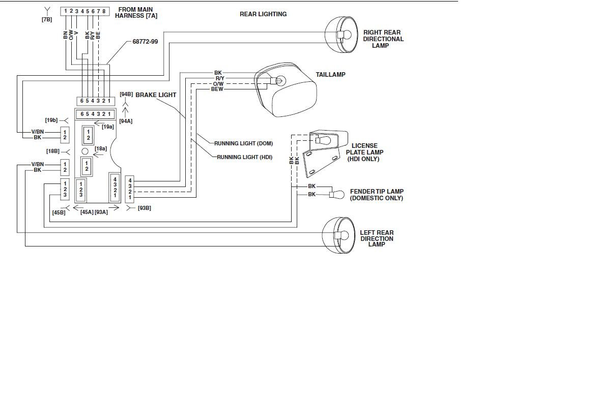 Mazda B2000 Tail Light Wiring Diagram Will Be A Thing B4000 Turn Signal Diy Get Free 1987 B3000