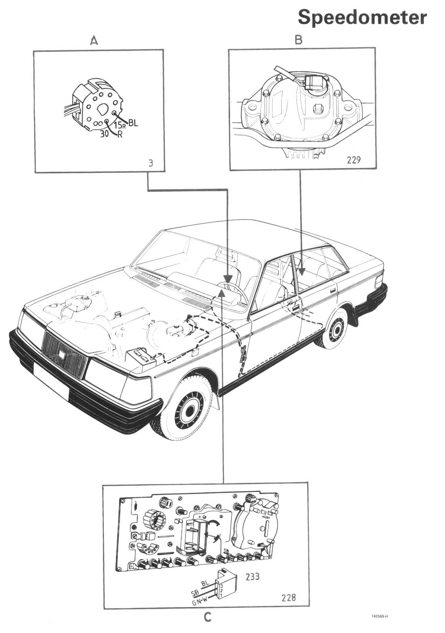 Volvo 240 Wiring Diagrams Isuzu Trooper Stereo Diagram 2010 And 1992 69 Wire