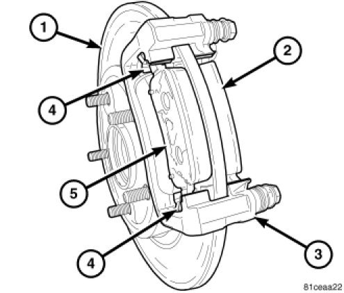 How Do I Compress The Rear Brake Caliper On A 2008 Chrysler Town And