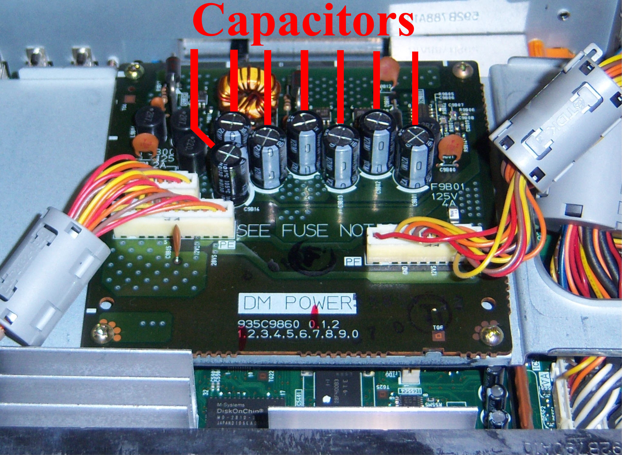 We have a mitsubishi model ws 65909 large screen tv we had a here is a block diagram of the dm power supply just in case you need to measure voltages or replace the fuses pooptronica Gallery