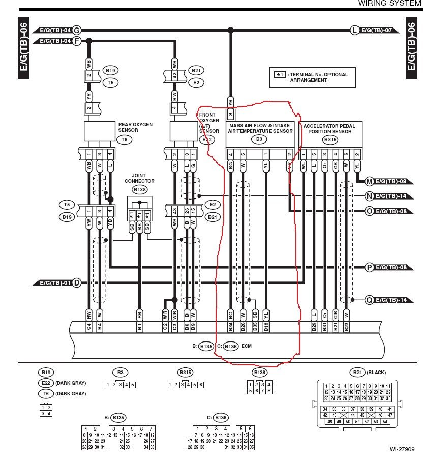 where can i purchase a copy of subaru engine and body harness wiring 2004 Subaru Wiring-Diagram full size image