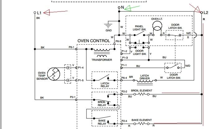 whirlpool rf362lxsq wiring schematic product wiring diagrams u2022 rh genesisventures us Whirlpool Duet Wiring -Diagram Whirlpool Profile Refrigerator Wiring Diagram