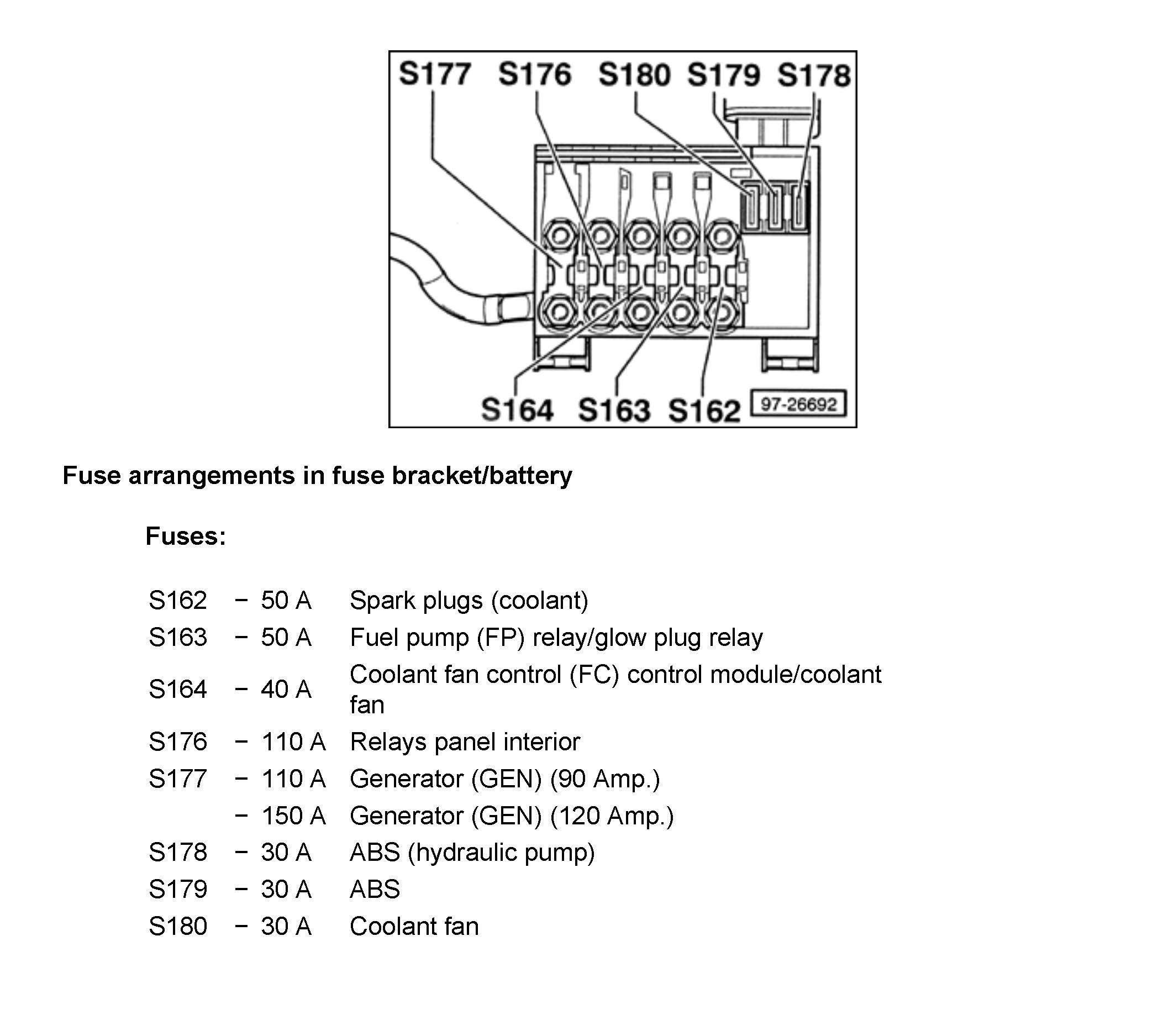 Diagram Vw Jetta Fuse Diagram For 2002 Full Version Hd Quality For 2002 Beadingdiagrams I Ras It