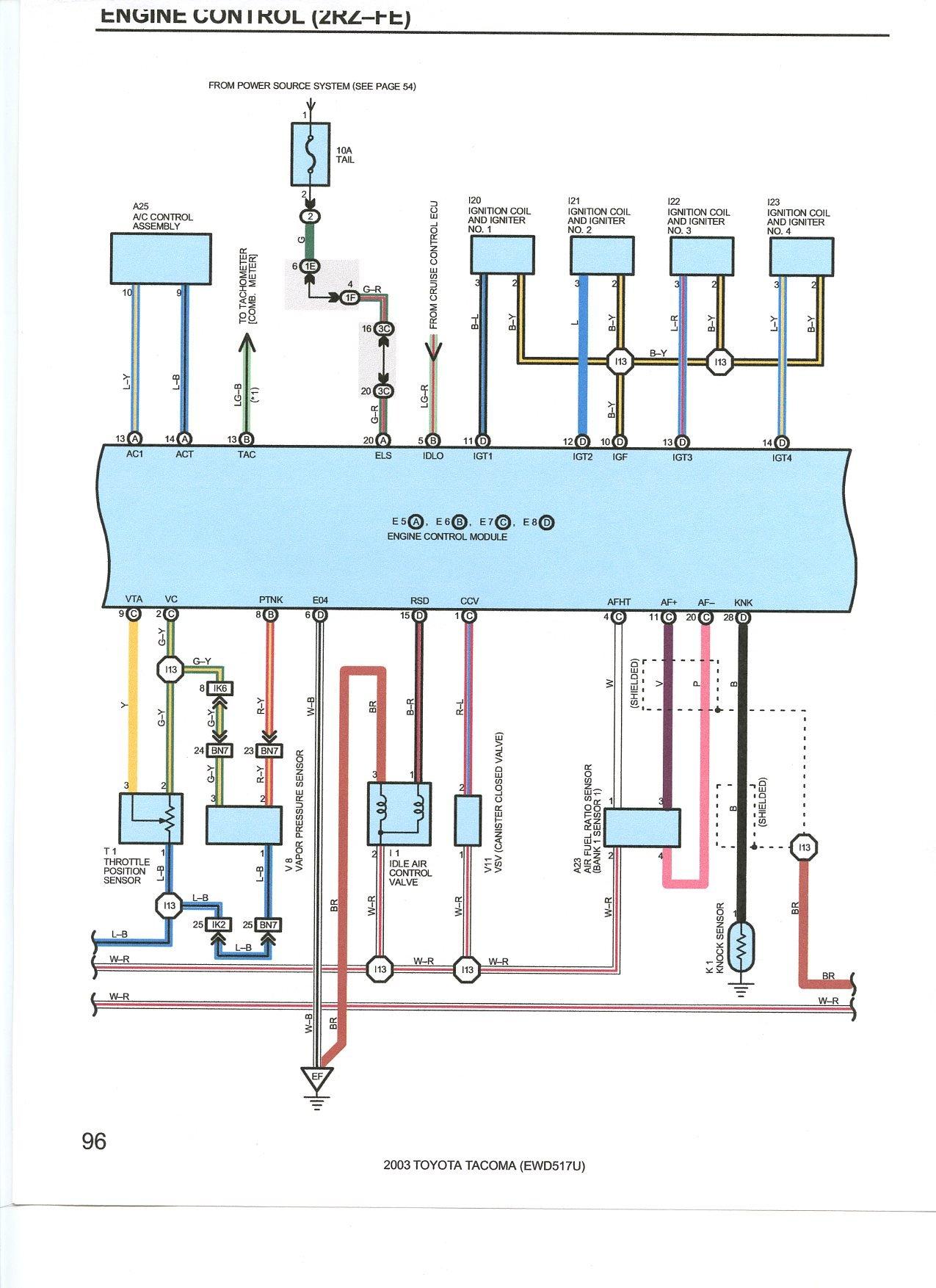 My 2000 Tacoma Prerunner 2 7 Engine Has Codes P0300  P0302