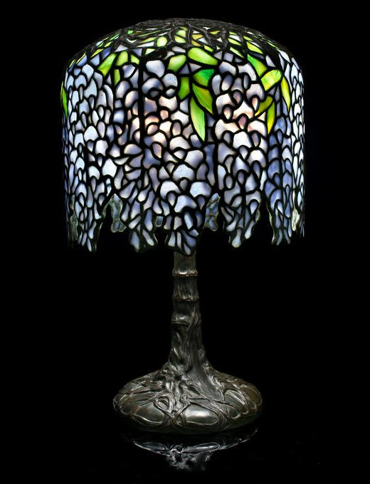 Need appraisal of small Tiffany style lamp. I would like ...