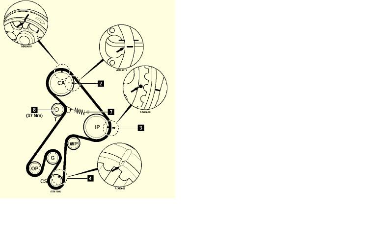 Toyota C T Belt Diagram