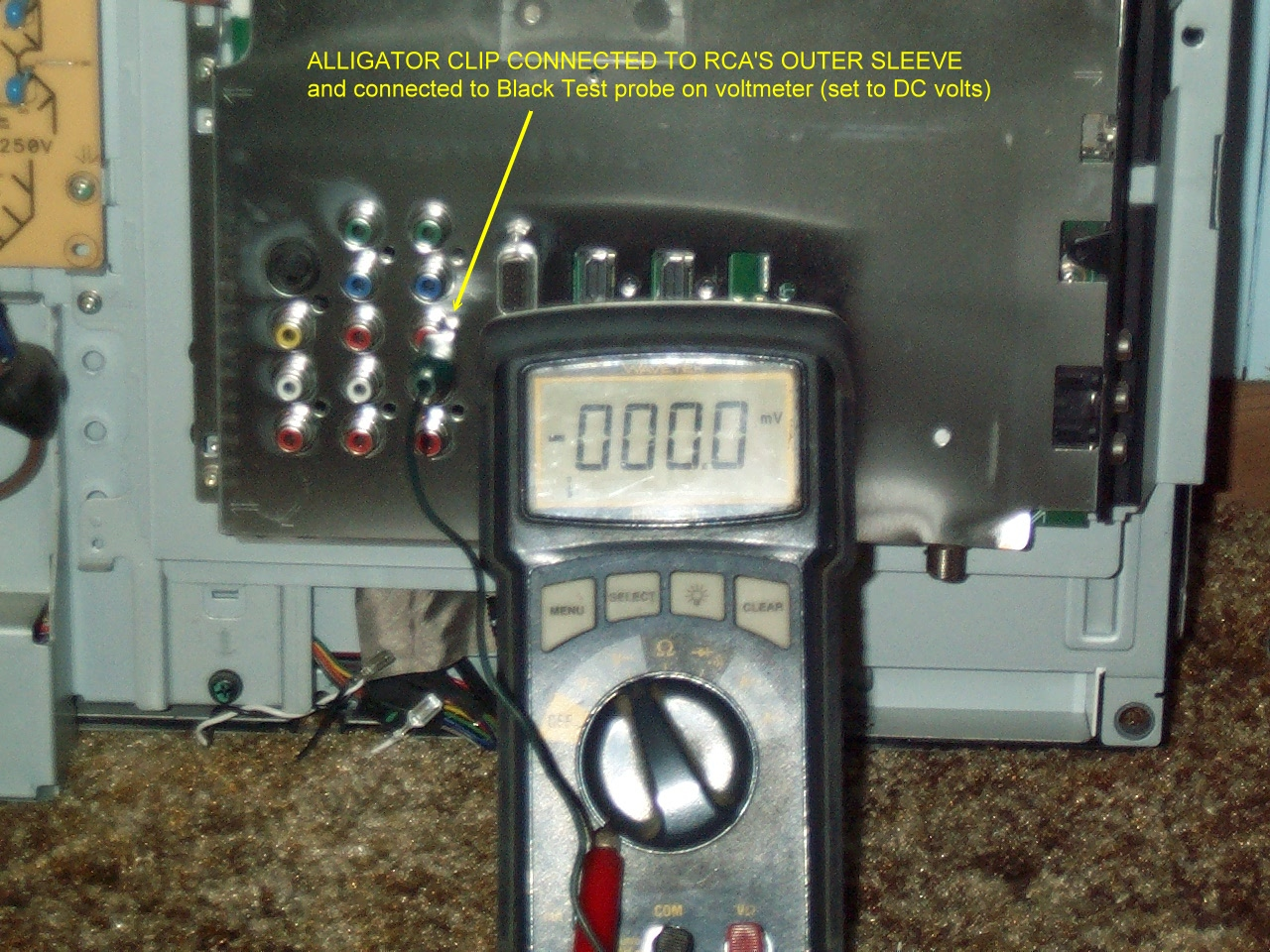 I have a samsung dlp tv model number hls4266wx/xaa and it won't ...