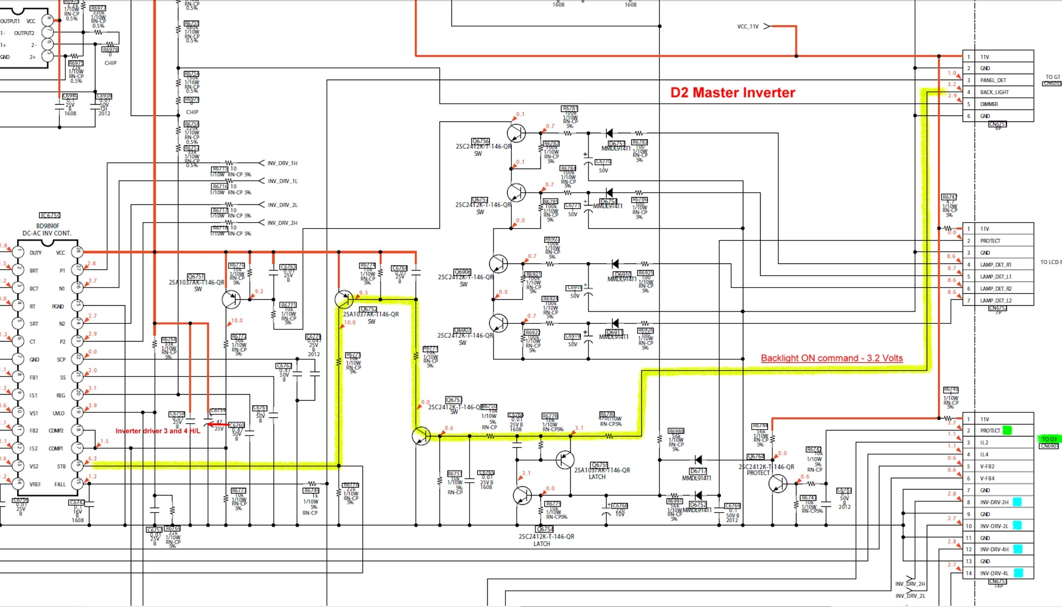 Mother Board Schematic Free Wiring Diagram For You Iphone 4 Logic Have Sony Kdl 46xbr3 Lcd Tv Power Light Comes On Solid Motherboard Code Meanings