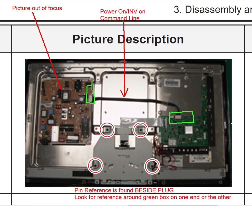 My Samsung Led Tv  Model Code Un32c4000pdxza  Version Cno2