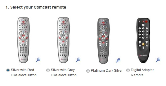 Xfinity remote does not work