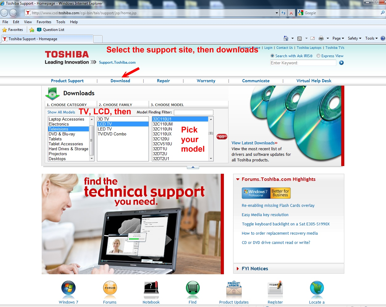 We Have A Toshiba Model32c110u1 That You To Adjust Volume On It Dlp 52hm95 Wiring Diagram Graphic