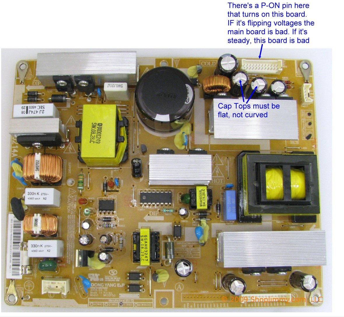 My Question Is About A Samsung Ln32a450c1d. It's Been