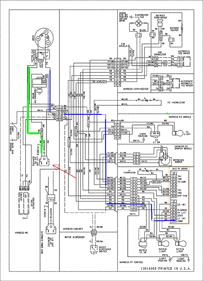 international 4300 air conditioning wiring diagram