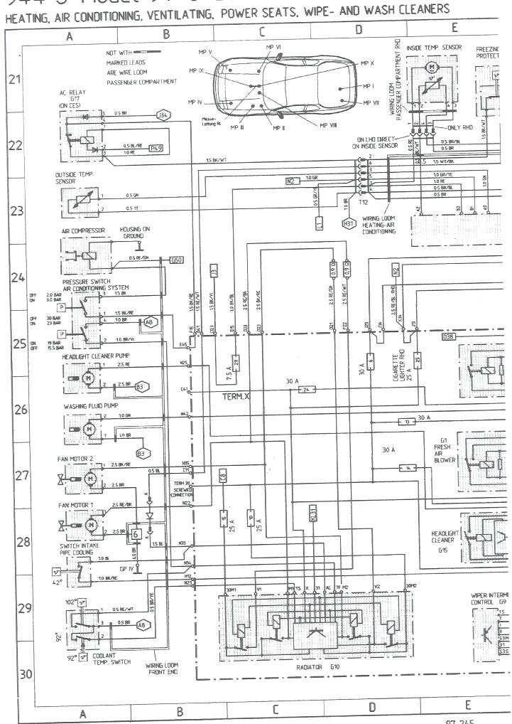 i require a circuit diagram for my porsche 944 s2 cabriolet in rh justanswer com porsche 944 dme relay wiring diagram porsche 944 s2 wiring diagram