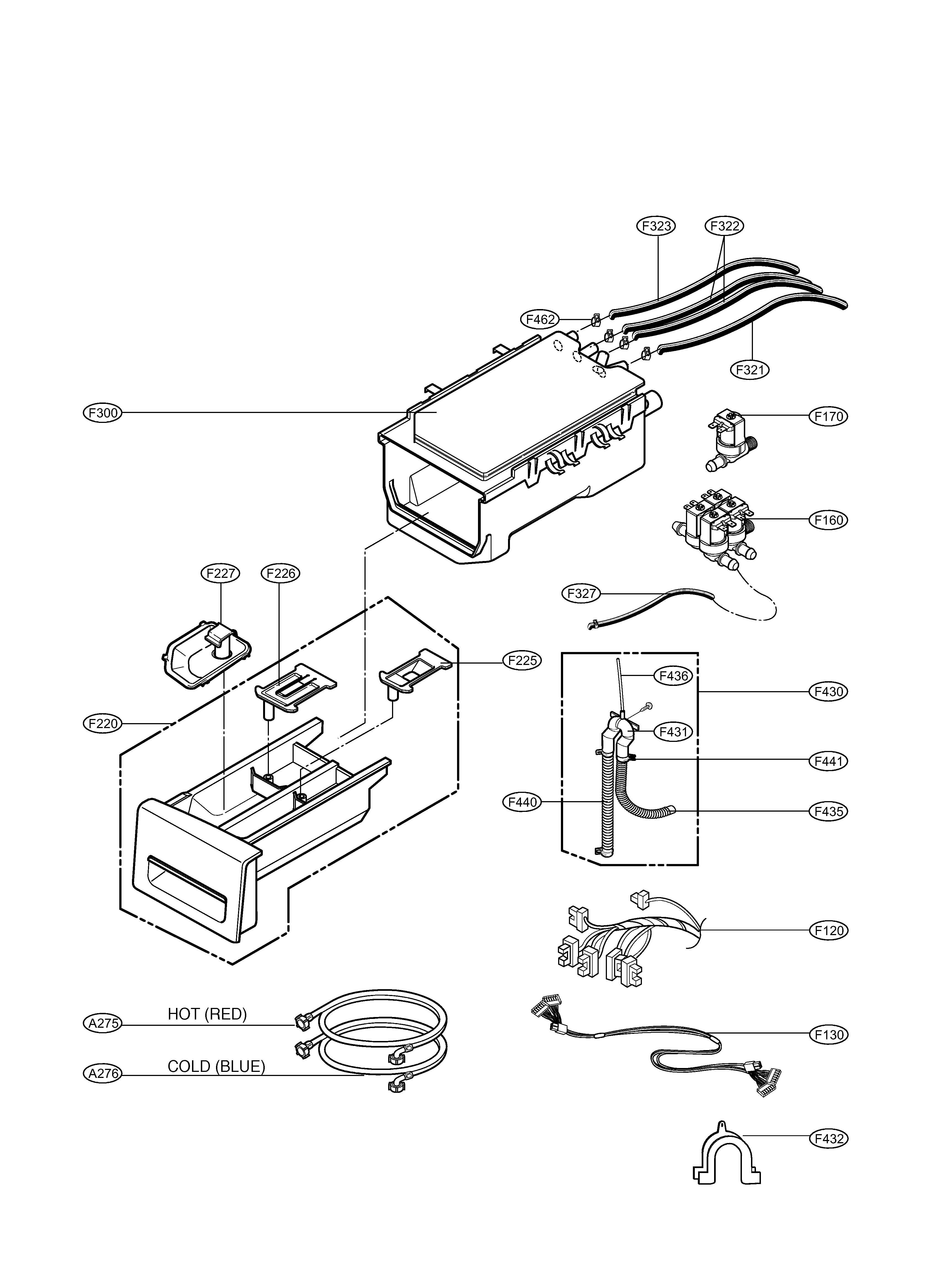 Lg Dryer Wiring Diagram Tromm Washer Parts Image Hi My Combo Is