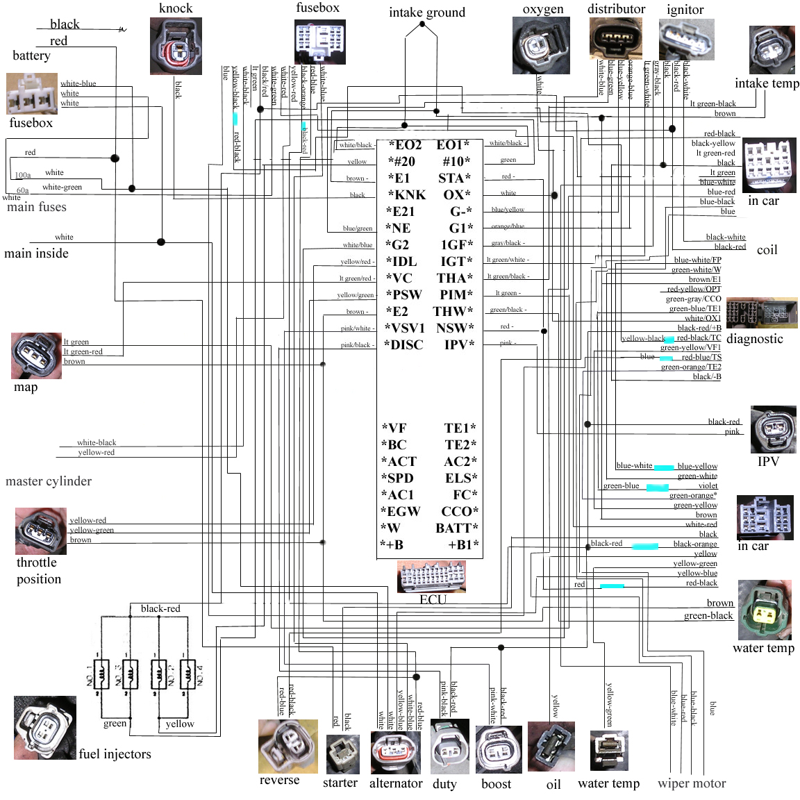mx6 wiring diagram
