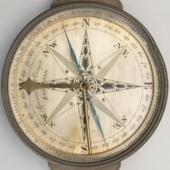 I Have An Antique Surveying Compass Maker Is Spencer