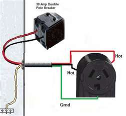 10 2 Wire >> How To Run Wire To A Dryer What To Do With Red Wire In 10 3