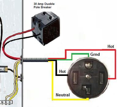 wiring diagram for 220 dryer wiring diagram for estate dryer #5