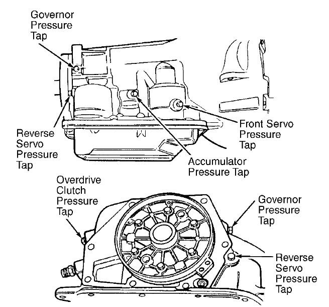 Dodge 46rh Transmission Would Anyone Have A Photo Or Diagramd Of