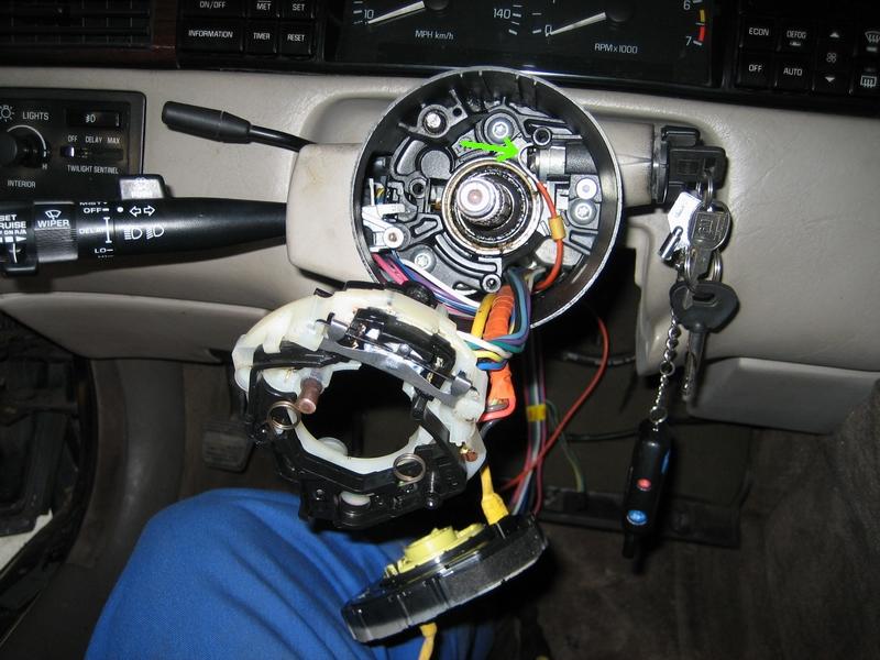 1995 Buick Riviera Security Light On Engine Won T Start