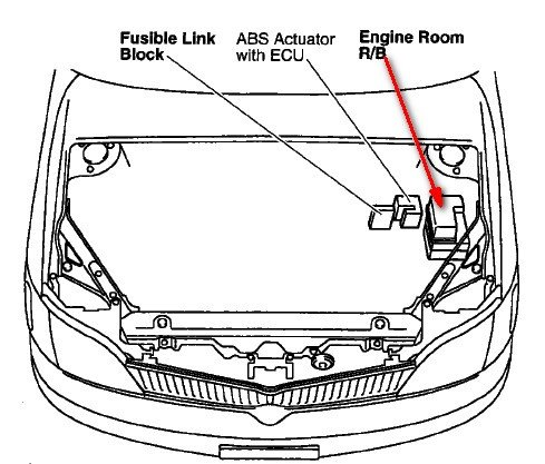 Electrical Contact S together with S Engine Oil Change additionally T8662123 Fuel shut off pump switch lincoln ls moreover Knock sensor location ford f150 furthermore F150 Radiator Diagram. on jaguar s type engine