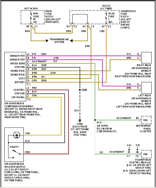 buick rainier wiring diagram buick vehicle wiring diagrams. Black Bedroom Furniture Sets. Home Design Ideas