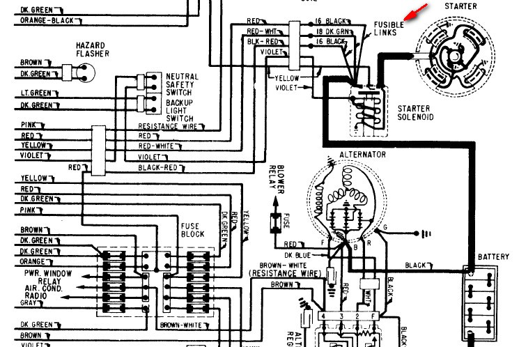 68 firebird wiring diagram   26 wiring diagram images