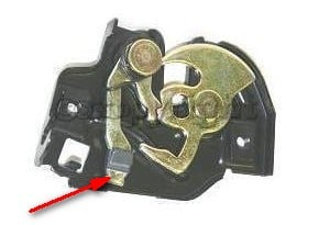 Hood Latch Cable On My 93 Lesabre Broke How Can I Open Hood