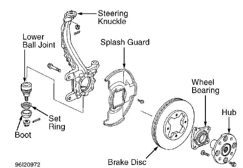 1996 Honda Accord Front Axle Diagram Auto Electrical Wiring Diagram U2022  Rh Wiringdiagramcenter Today Honda Accord Transmission Axle Honda Accord ...