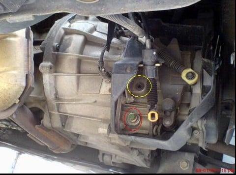 I Have A Ford Focus 2001 2 0l Sohc W Ib5 Transmission I