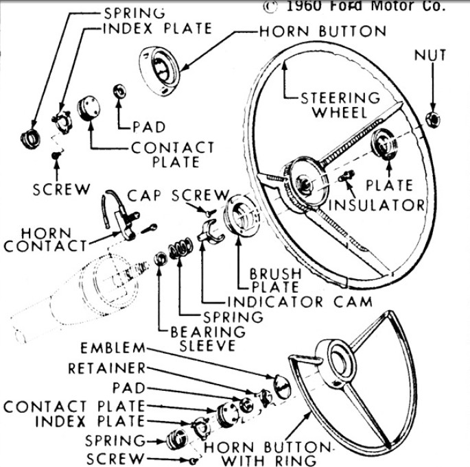Diagrams Wiring   1959 Impala Wiring Diagram