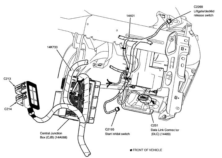 2000 ford focus serpentine belt diagram lovely idler