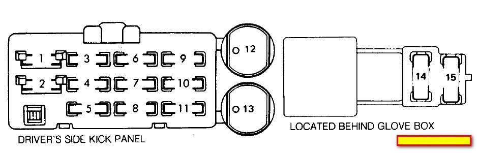2011 05 29_223317_fuses toyota pickup fuse box toyota wiring diagram gallery 92 toyota pickup fuse box wire diagram at gsmx.co