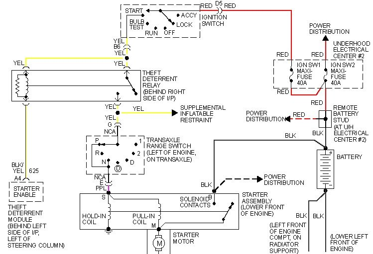 buick regal electrical diagram