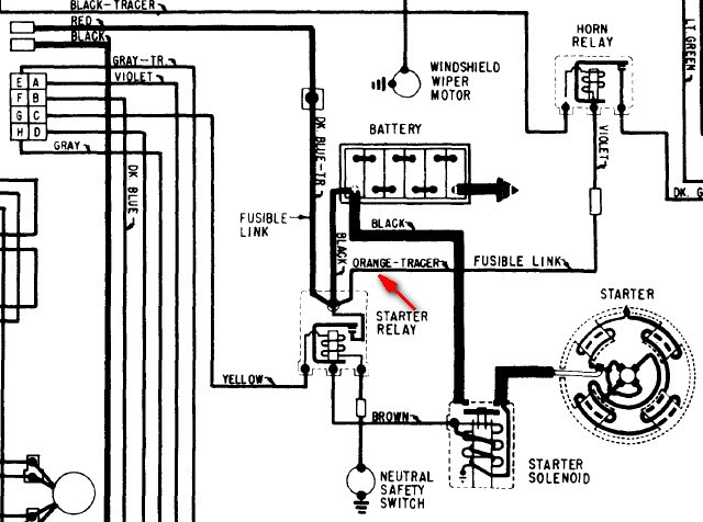 Bought a 66 Imperial Crown beautiful rust free but someone had cut – Imperial Range Wiring Diagram