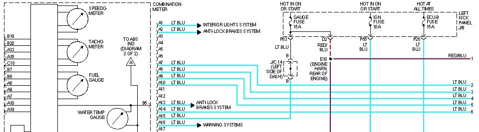Hilux Indicator Wiring Diagram : My fuel guage registers empty on main and sub tank when