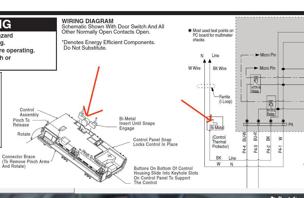 i have a kitchenaid dishwasher, model kuds30ixss purchased in jan fuse box winnebago fuse box door keyhole #16
